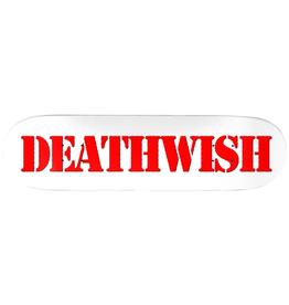 "Deathwish Skateboards Driver 8.25"""