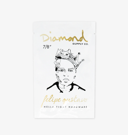 "Diamond Supply Company, Inc Felipe Gustavo Pro Hardware Gold 7/8"""