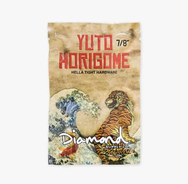 "Diamond Supply Company, Inc Yuto Horigome Pro Hardware Green 7/8"""