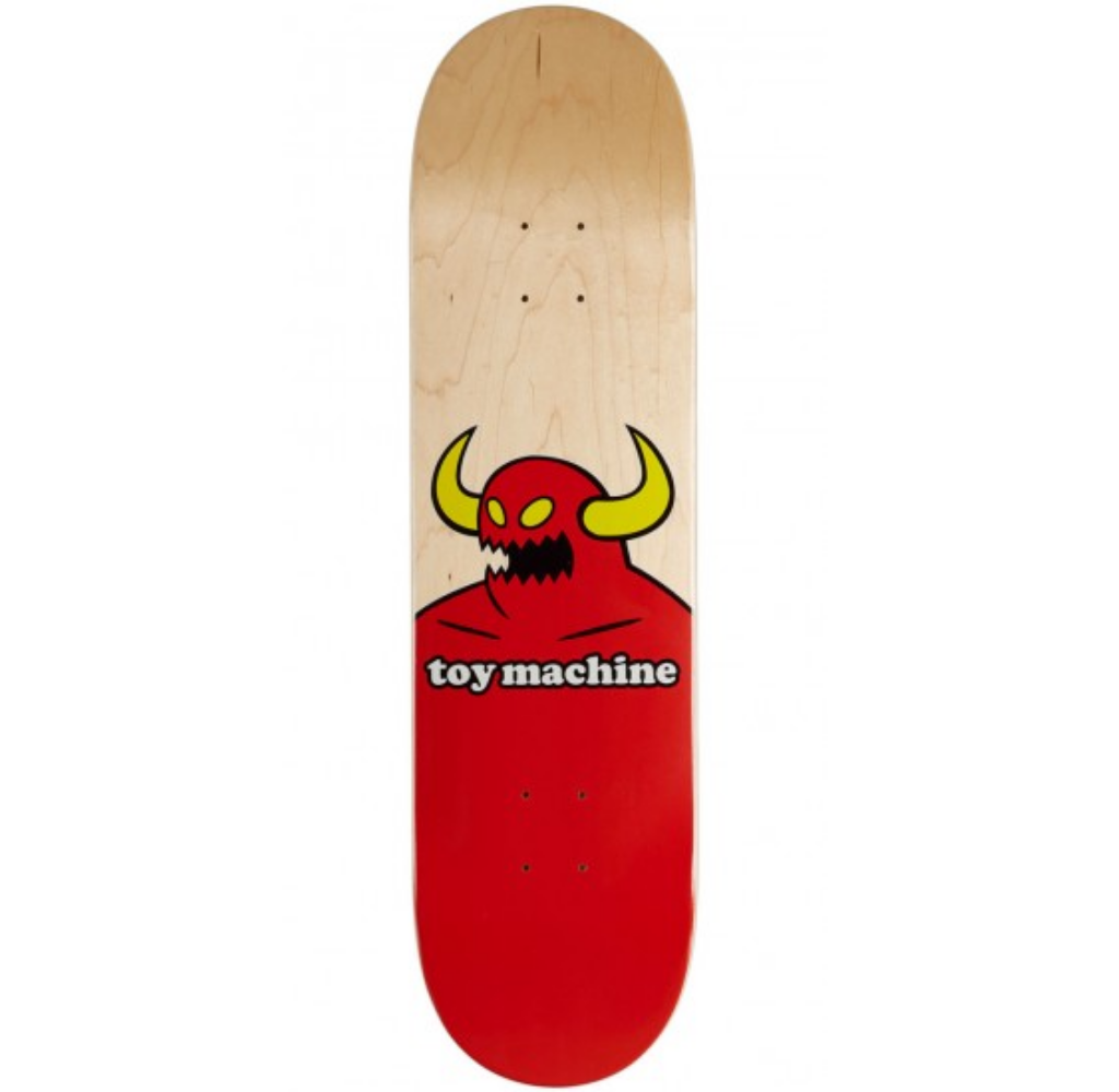 """Toy Machine Monster Natural 8.25"""""""