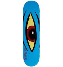 "Toy Machine Sect Eye Blue 7.88"""