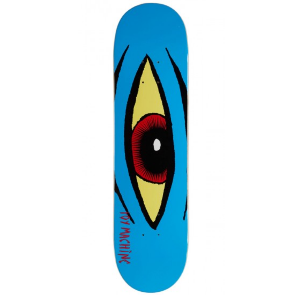 Toy Machine Sect Eye Blue 7.88""
