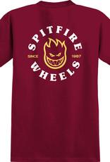Spitfire Wheels Bighead Classic Red/Ylw/Wht