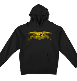 Anti Hero Eagle Hoody Black/Yellow