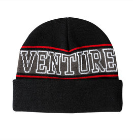 Venture Trucks Horizon Cuff Beanie Black/Red