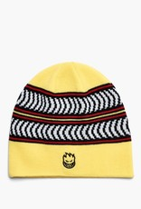 Spitfire Wheels Cresent Beanie Yellow