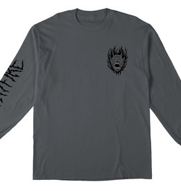 Spitfire Wheels Spitfire x Lotties Fiend L/S Charcoal