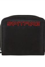 Spitfire Wheels Classic 87 Zip Wallet Black