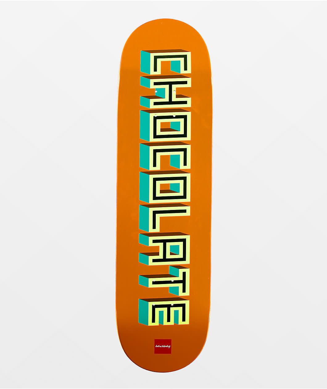 """Chocolate Skateboards Eldridge Bar Logo 8.0"""""""