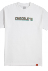 Chocolate Skateboards Chocolate Bar White Tee