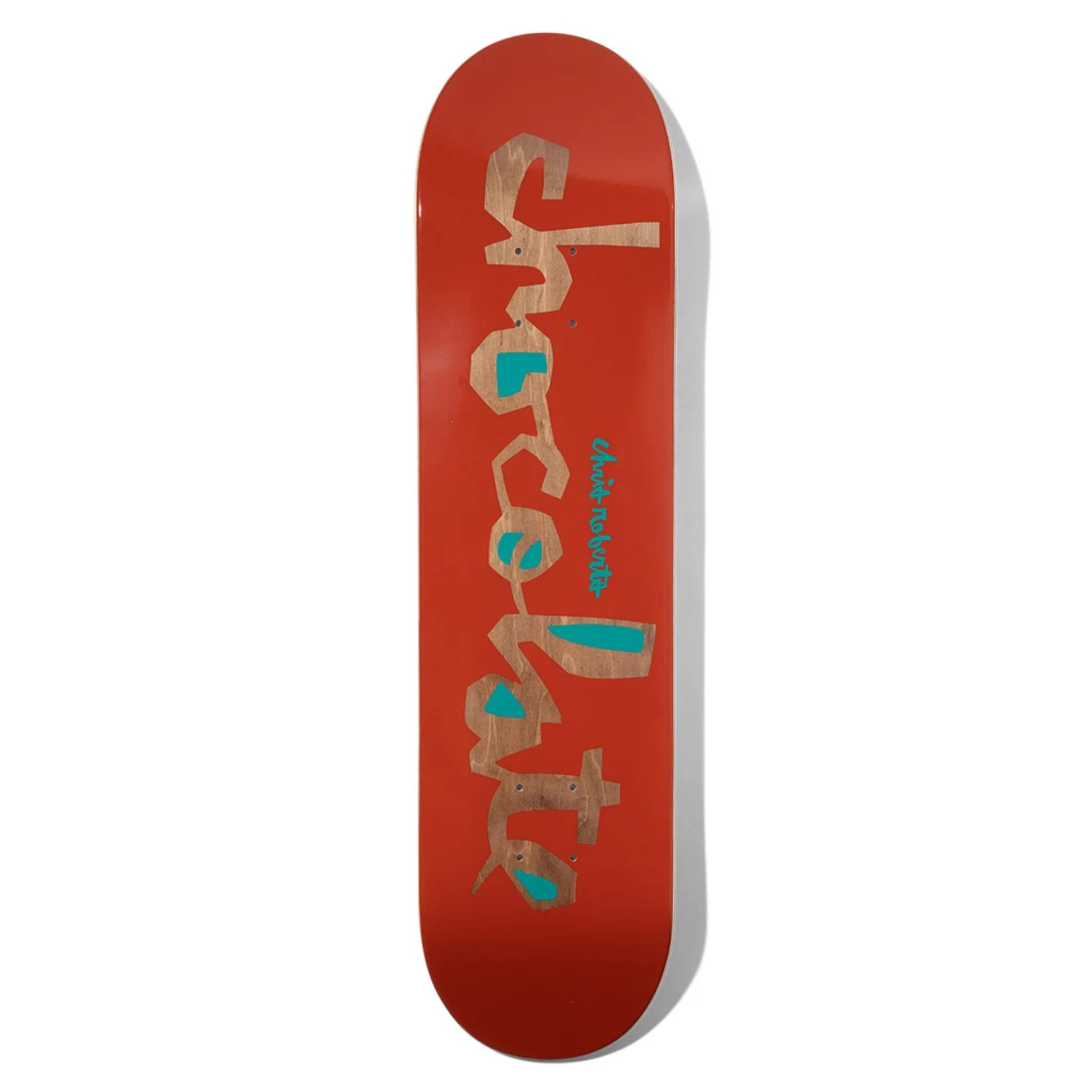 "Chocolate Skateboards Roberts Original Chunk 7.75"""