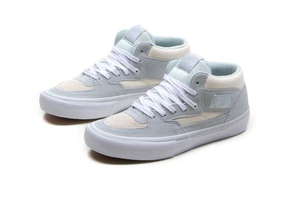 Vans Shoes Half Cab Pro Sprout/White