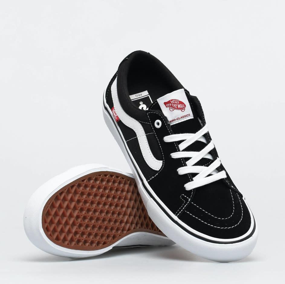 Vans Shoes Sk8 Low Pro Black/White