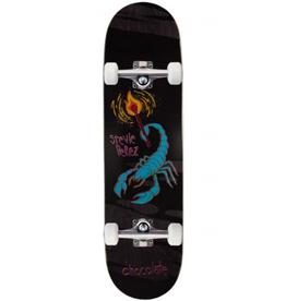 "Chocolate Skateboards Perez Scorpion Complete 7.75"""
