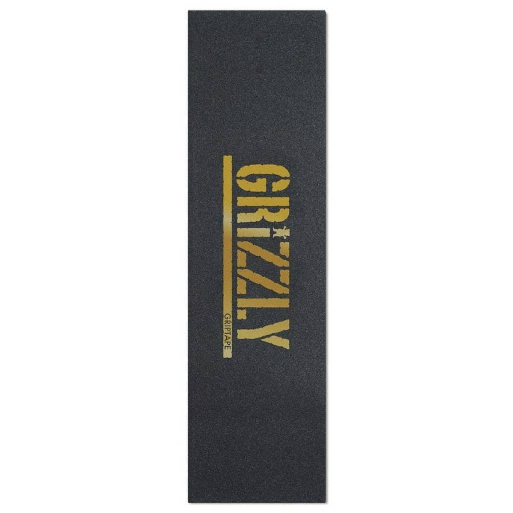 Grizzly Griptape Grizzly Stamp