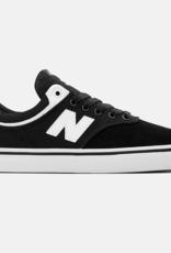 New Balance Numeric 255 Black/White Size 13