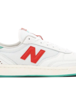 New Balance Numeric 440 White/Aqua Size 13