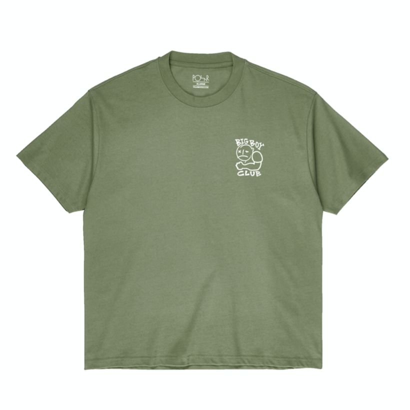 Polar Skate Co. Big Boy Club Khaki