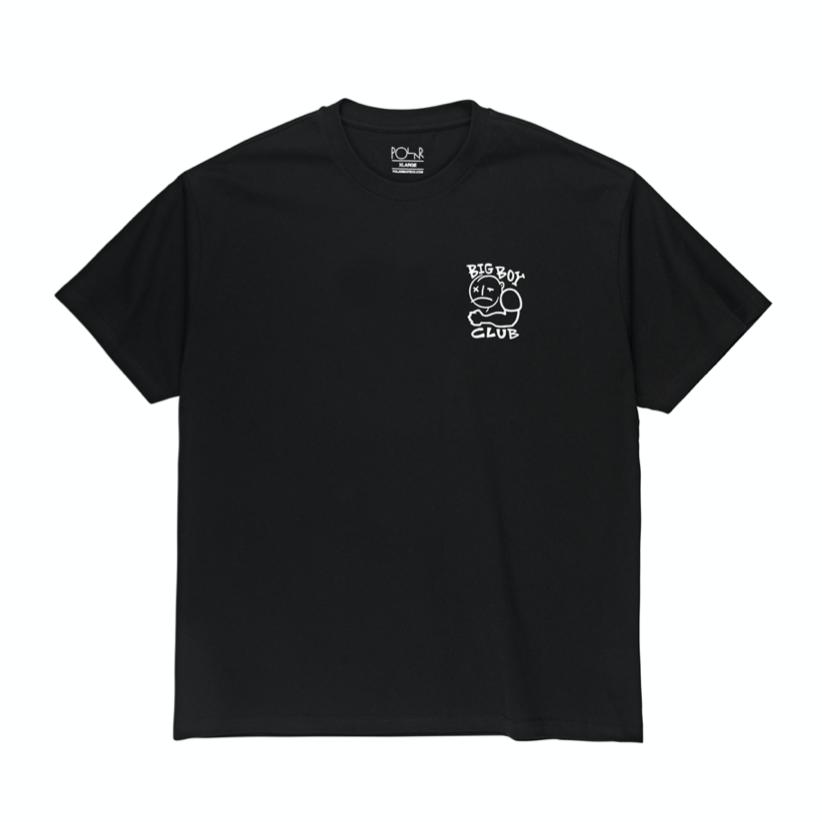 Polar Skate Co. Big Boy Club Black