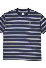 Polar Skate Co. Stripe Tee Navy