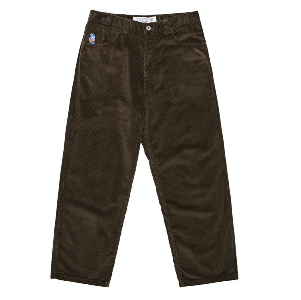 Polar Skate Co. '93 Cords Brown
