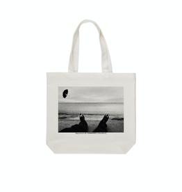Polar Skate Co. Happy Sad Tote Bag Ecru