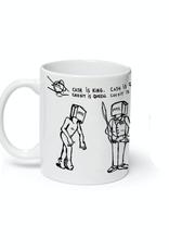 Polar Skate Co. Cash Is Queen Mug