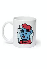 Polar Skate Co. Doodle Face Mug