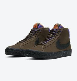 Nike USA, Inc. Nike SB Blazer Mid Pro GT ACG Brown/Black
