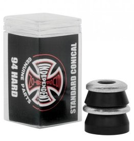 Independent Truck Company GP Conical Indy Bushings Hard 94a Black