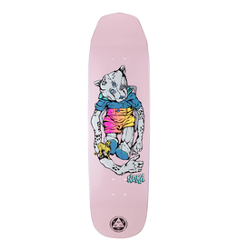 "Welcome Skateboards Teddy on Wicked Queen 8.6"" Pink"