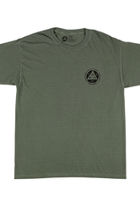 Welcome Skateboards The Magician Garment-Dyed Tee Moss