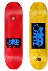 Black Label Elephant Block Blue 8.125 assorted stains