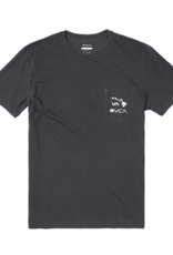 RVCA PTC Island Hex Pocket  Black