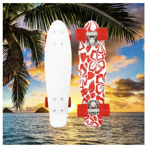 """Swell Skateboards Aloha 22"""" Complete"""