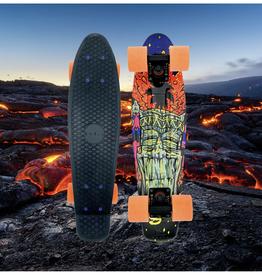 "Swell Skateboards Tiki Volcano 22"" Complete"