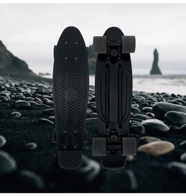 "Swell Skateboards Black Sand 22"" Complete"