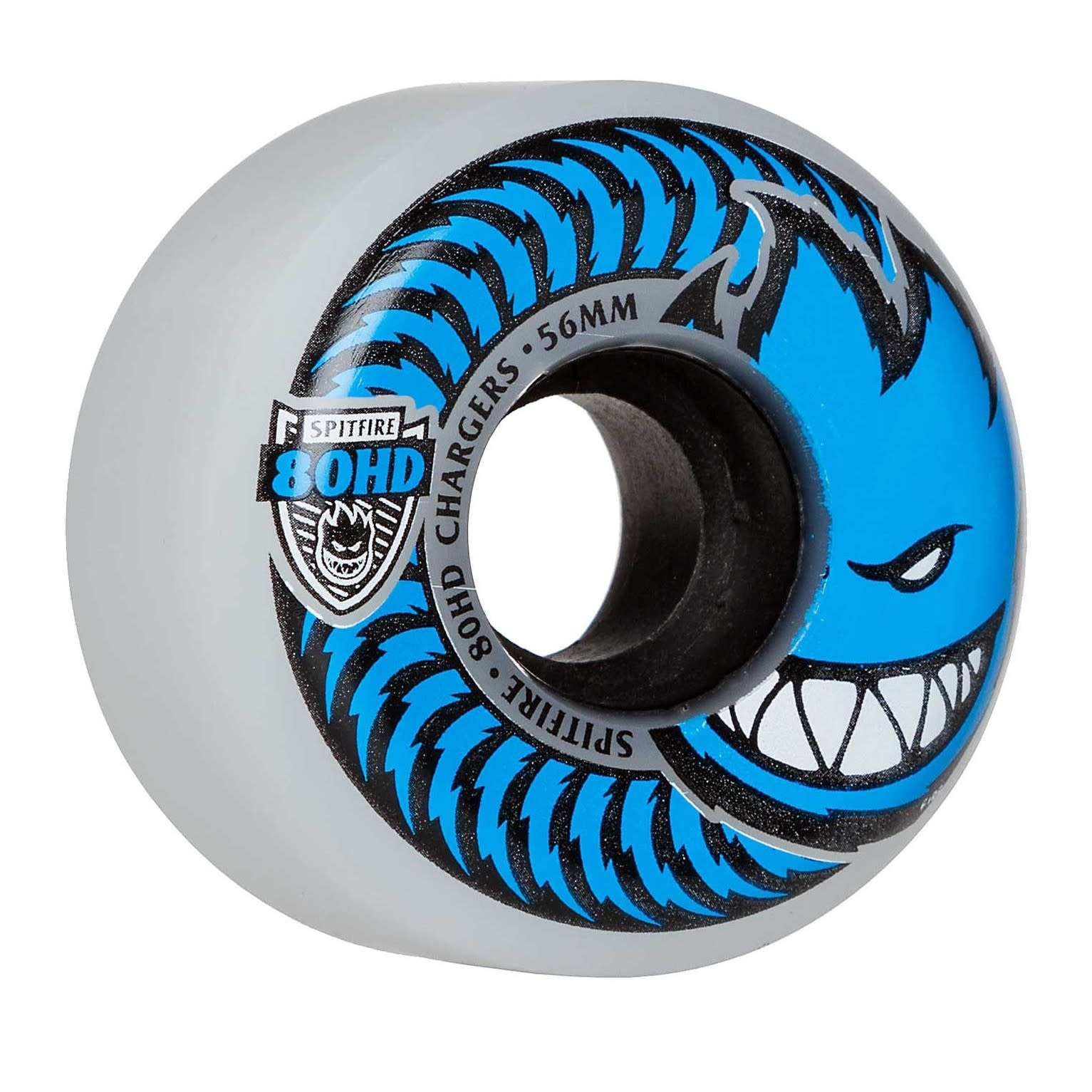 Spitfire Wheels Spitfire 80hd Charger Conical Clear 56mm
