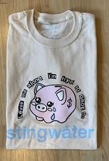Stingwater Leave Me Alone I'm Tryin to Groe!!! Tee Sand