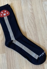 Stingwater V Speshal Mushroom Socks Black