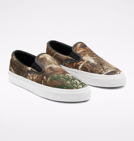 Converse USA Inc. One Star CC Slip Realtree Black/Brown