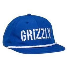 Grizzly Griptape Wild Rivers Stamp Snapback