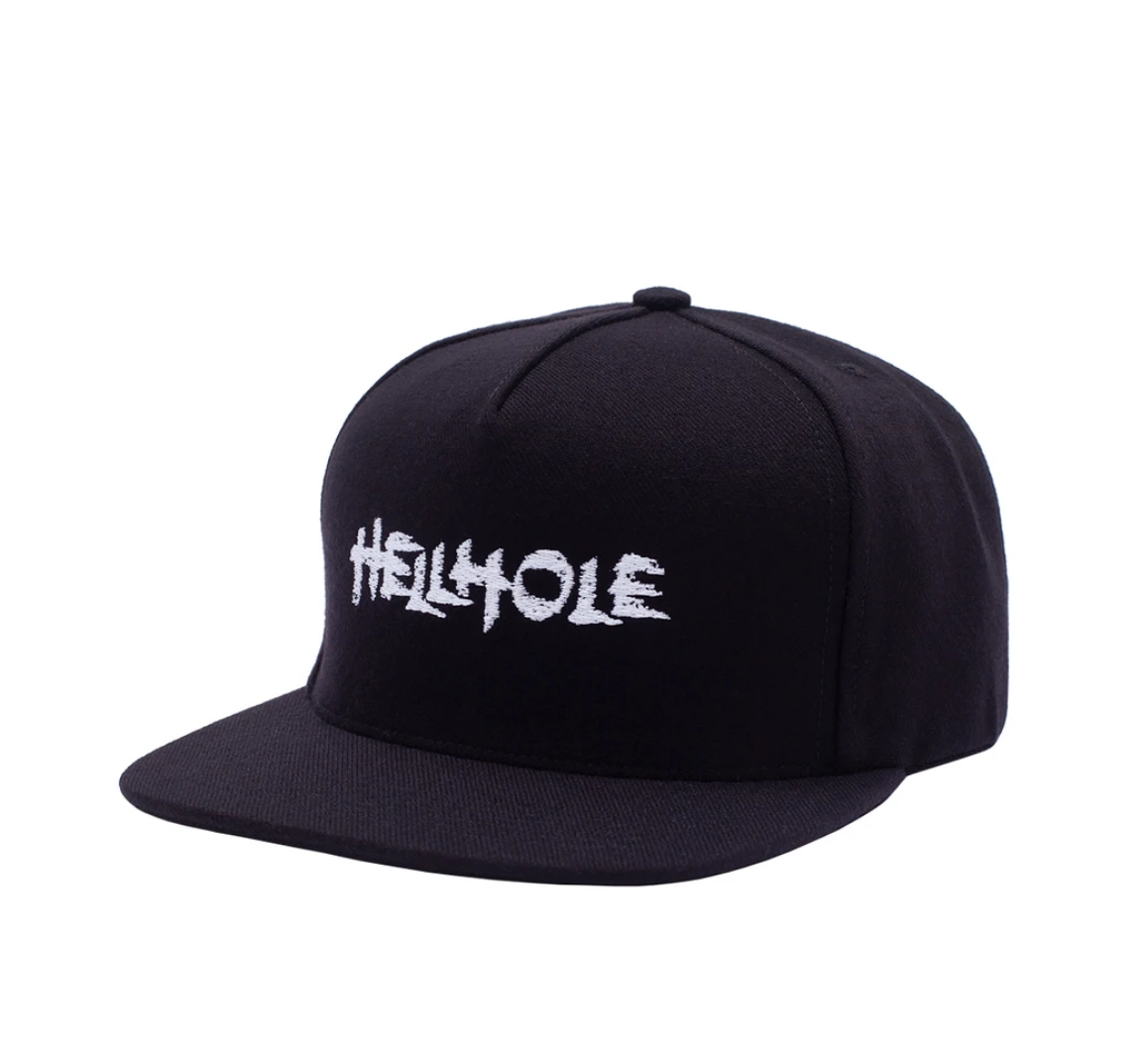 Hockey Hellhole Hat Black