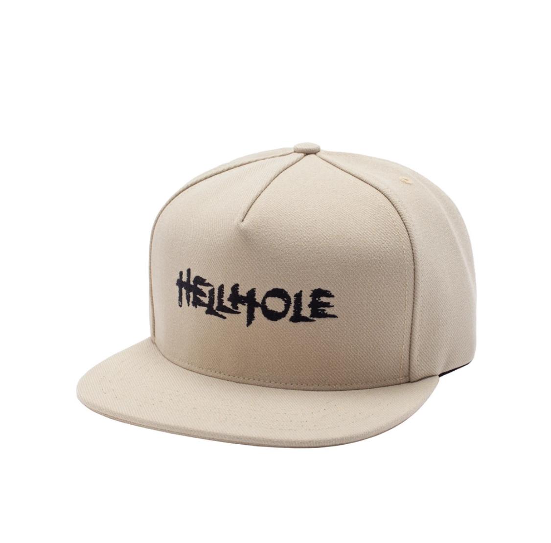 Hockey Hellhole Hat Tan