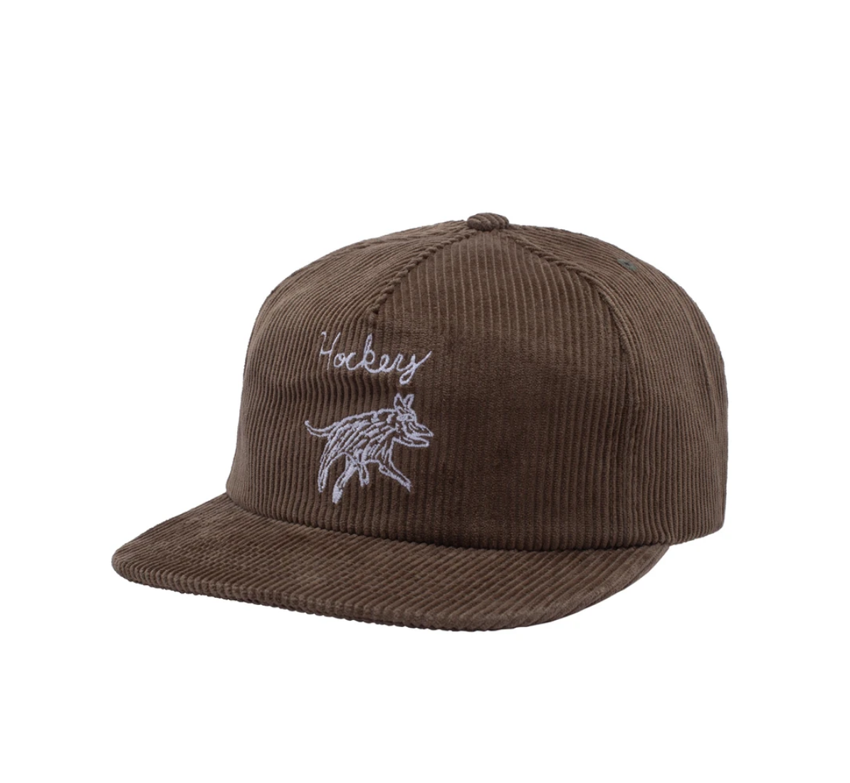 Hockey Hockey Dog Hat Dark Olive