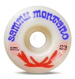 SML. Wheels The Love Series Montoya OG Wide 99a 53