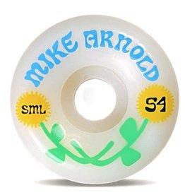 SML. Wheels The Love Series Arnold V-cut 99a 54