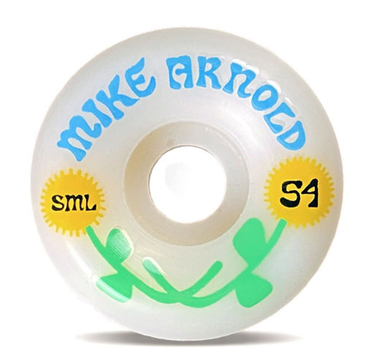 SML. Wheels The Love Series Arnold V-cut 99a 54