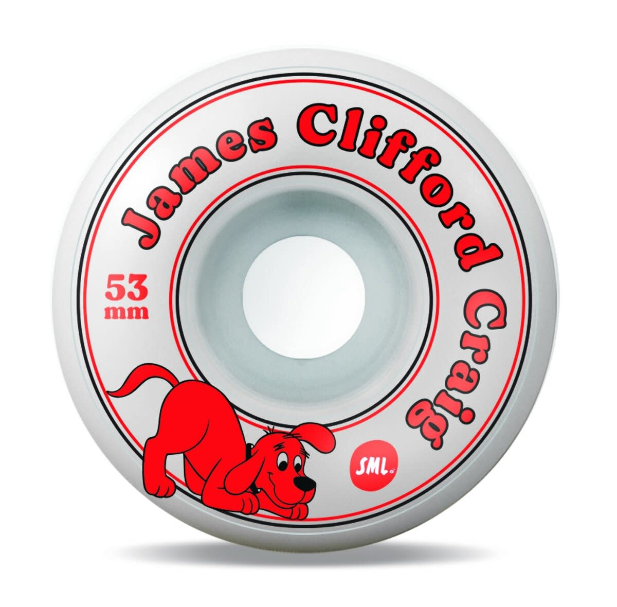 SML. Wheels Classic James Craig OG Wide 99a 53
