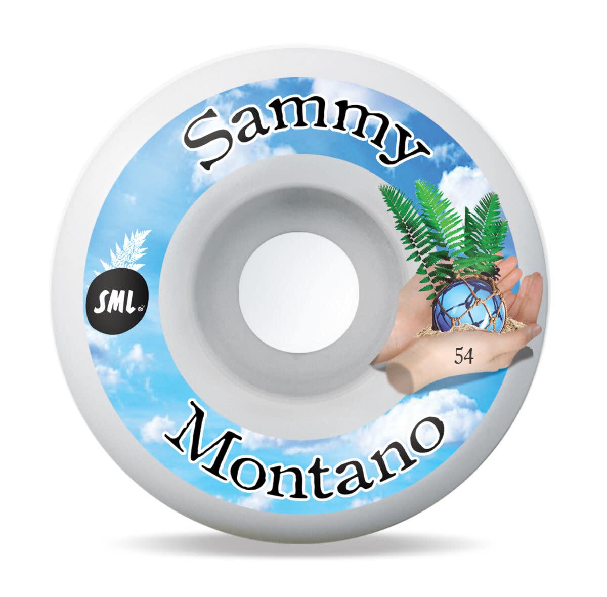 SML. Wheels Tide Pool Montoya OG Wide 99a 54